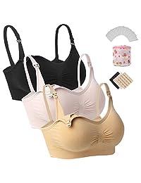 iLoveSIA 美国品牌无缝舒适哺乳胸罩哺乳文胸产后喂奶