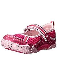 Tsukihoshi Child 45 Mary Jane Sneaker (Toddler/Little Kid), Berry/Pink, 12.5 M US Little Kid