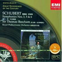 舒伯特第3、5、6交响曲(566 999-2)(CD)