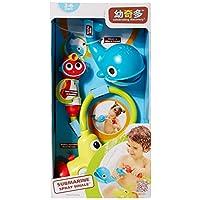 yookidoo 幼奇多 鲸鱼潜水艇花洒浴室玩具