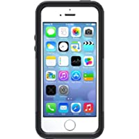 OtterBox [Commuter Series] Apple iPhone 5 & iPhone 5S Case - Retail Packaging Protective Case for iPhone - Black