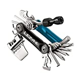 Lezyne RAP-21 CO2 多工具,蓝色,M 码