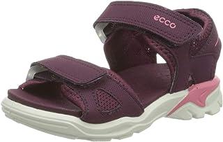 ECCO Biom Raft 女童平底凉鞋