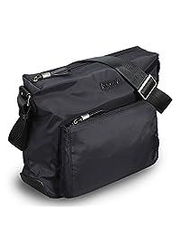 尼龙牛津布男士单肩包男包斜挎包男帆布商务大容量休闲包男士包包