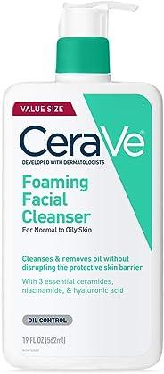CeraVe 泡沫洁面乳 19 盎司