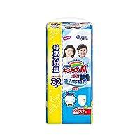 GOO.N 大王 短裤式纸尿裤 维E系列 XXL32片电商供应