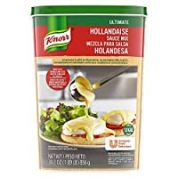 Knorr Ultimate Sauce Mix Hollandaise 30.2 oz, Pack of 4