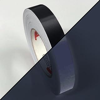 ORACAL 5400 反光黑色粘合乙烯基工艺胶带卷(1.27 cm x 38.1 cm)