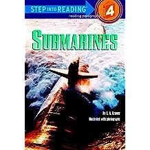 Submarines (Step into Reading) (English Edition)