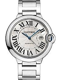 卡地亚 Cartier 法国品牌 机械男士手表 W69012Z4(亚马逊自营商品, 由供应商配送)
