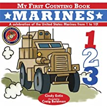 My First Counting Book: Marines (English Edition)