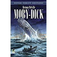 Moby-Dick (Dover Thrift Editions) (English Edition)