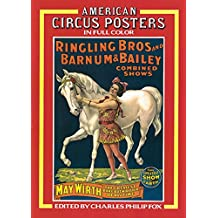 American Circus Posters (Dover Fine Art, History of Art) (English Edition)
