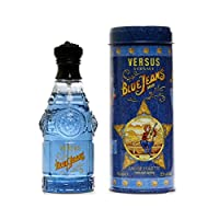 范思哲 BLUE JEANS by Eau De Toilette Spray (New Packaging) 2.5 oz
