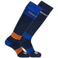 Salomon 萨洛蒙 男士 袜子ALL ROUND Strong Blue/Blue Yonder L39247100