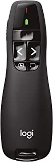 Logitech 罗技无线演示器 R400,带激光指示棒