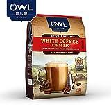 OWL 猫头鹰 三合一白咖啡 赤砂糖 袋装 600g(马来西亚进口)