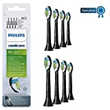 Philips 飞利浦 Sonicare Optimal White BrushSync更换刷头,8pk,黑色 - HX6068 / 13