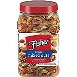 FISHER 豪华混合坚果 24盎司