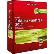 Lexware 莱克萨 Faktura + 订单 2017 年版(365 天)