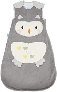 THE Gro Company 嬰兒包巾七分褲鋸齒形旅行睡袋藍色