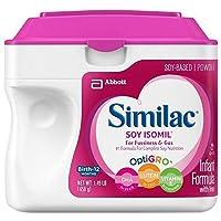 Similac 雅培 Soy Isomil 婴儿奶粉 23.2盎司(658g)