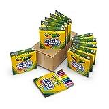 Crayola绘儿乐 可洗马克笔 10支装 (每套12盒)