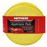 妈妈黄色超细纤维超柔软涂抹垫 6pk 黄色 156801
