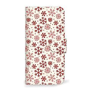 MITAS 智能手机保护壳翻盖型圣诞礼物白白色  A 1_iPhoneSE (iPhoneSE)
