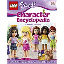 LEGO® Friends Character Encyclopedia (Lego Friends) (English Edition)
