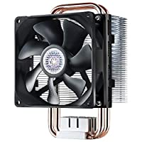 Cooler Master RR-HT2-28PK-R1 Hyper T2 - Compact CPU Cooler with Dual Looped Direct Contact Heatpipes, INTEL/AMD with AM4 Support