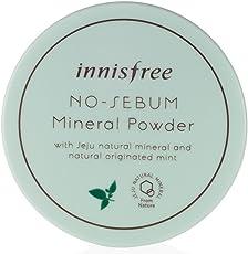 Innisfree 悦诗风吟 控油矿物质散粉 5g/盒(韩国品牌)