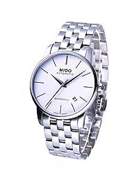 瑞士品牌 Mido 美度 贝伦赛丽系列 自动机械男表 M8600.4.76.1