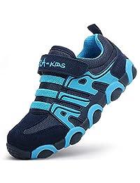 DADAWEN 男童女童休闲系带轻便运动鞋跑步鞋(幼儿/小童/大童)