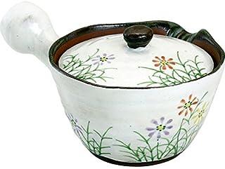 2个装 茶壶 : 有田烧 粉引草花 (U) 茶壶/1802-317852