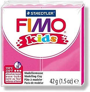 Fimo Kids 42 G Individual Blocks - Pink