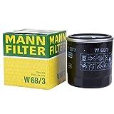 MANNFILTER 曼牌滤清器 机油滤清器W68/3(逸致/致炫/卡罗拉/威驰/花冠/雅力士/普瑞斯)