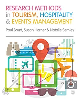 """Research Methods in Tourism, Hospitality and Events Management (English Edition)"",作者:[Brunt, Paul, Horner, Susan, Semley, Natalie]"