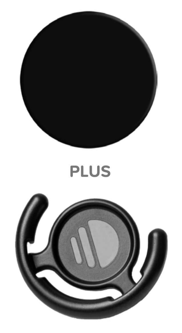 拡張+ PopClipリングホルダ及びスマートフォン、錠剤組成物(ブラック)