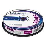 MEDIARANGE MR501 空白和存储介质 BD-RE 25 GB 2x 可写 Cake10