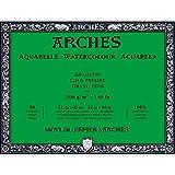ARCHES 300 gsm 冷压水彩块 31 x 41 cm 多种颜色