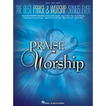 The Best Praise & Worship Songs Ever Songbook (English Edition)