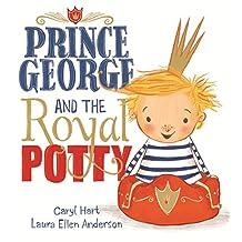Prince George and the Royal Potty (English Edition)
