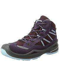 LOWA 中性儿童 Simon II GTX QC 徒步 - & 登山鞋低帮鞋