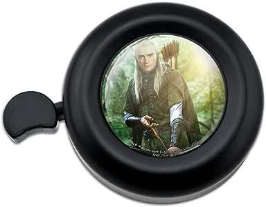 GRAPHICS & MORE The Lord of The Rings Legolas 人物自行车把手自行车铃