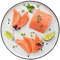 ICEFRESH 丹麦进口三文鱼精品中段刺身 260g(丹麦进口)(亚马逊自营商品, 由供应商配送)
