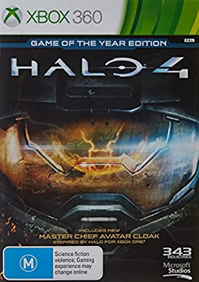 Halo 4 - Game of the Year Edition (Xbox 360)