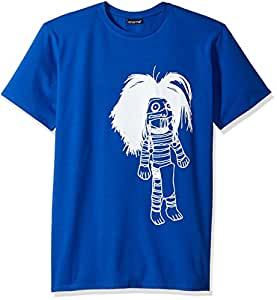 Charko Designs 男式 Shaman Rock 攀岩衬衫,蓝色,XL 码