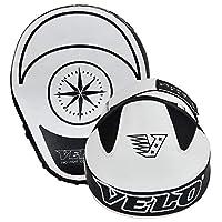 VELO Smartie 聚焦垫弯曲皮革钩和拳击泰拳手套 MMA