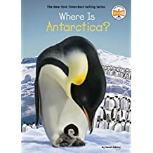 Where Is Antarctica? (Where Is?) (English Edition)
